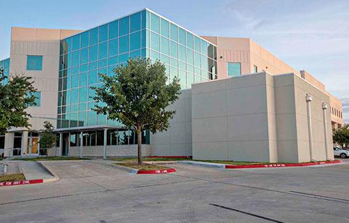 Texas Oncology Linear Accelerator Vault