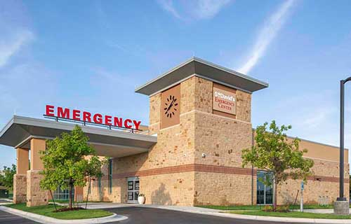HCA St. David's South Austin Medical Center- Buda Free Standing Emergency Room
