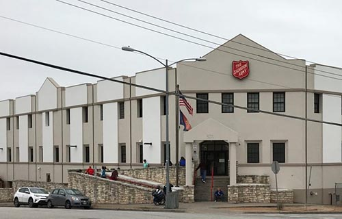 Salvation Army Downtown Shelter