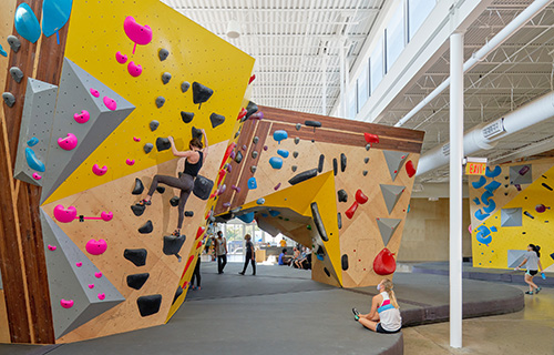 Crux Climbing Gym
